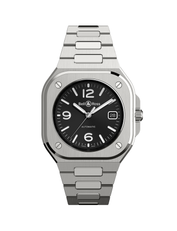 Zegarek Bell&Ross BR 05 BLACK STEEL