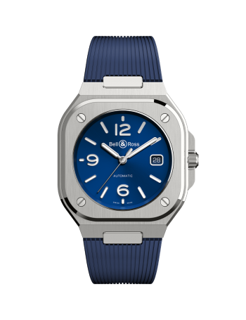 Zegarek Bell&Ross BR 05 BLUE STEEL