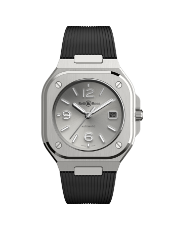 Zegarek Bell&Ross BR 05 GREY STEEL