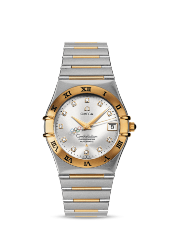 Omega Constellation Olympic Collection Beijing 2008